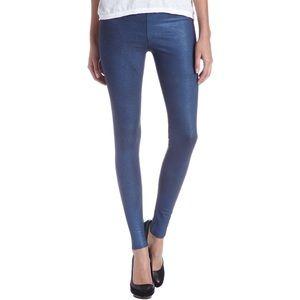 NWT $185 Aiko Liquid Sapphire Leggings